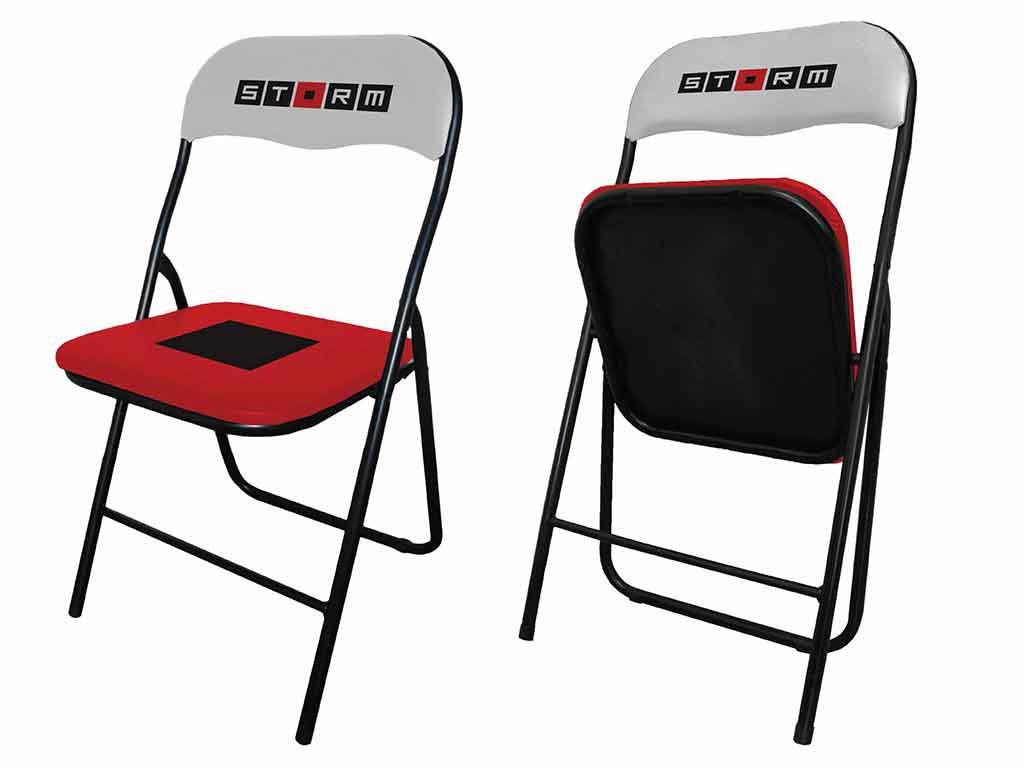 Sedia pieghevole; Sedia regista; Folding chair; Director chair
