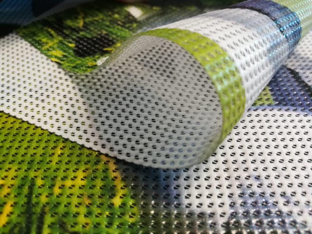 PVC Mesh 270 gr
